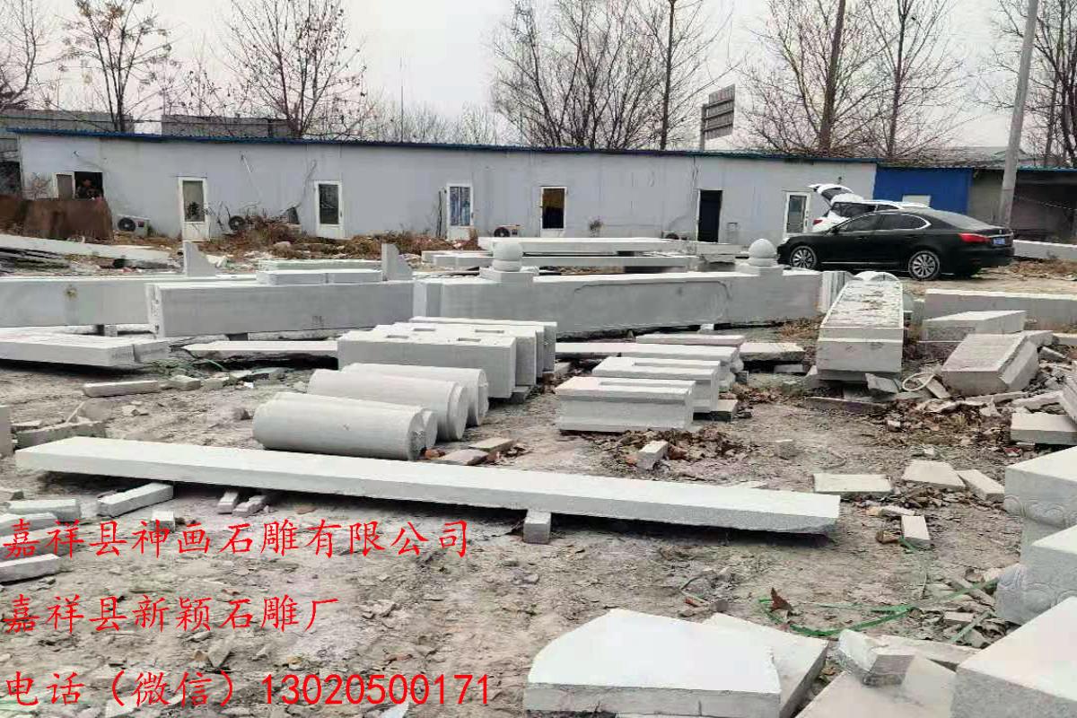 最适合安装在村口的石牌坊造型 嘉祥县神画石雕有限公司 一家自产自销的石牌坊厂家(图3)